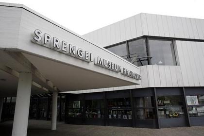 Sprengel Museum in Hannover, 2 Fotos im Dossier